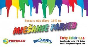 Farby Laky Košice